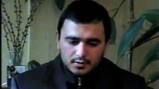 Əzizov Ramil İbrahim oğlu - 26 fevral 1992-ci il tarixdə Xoc
