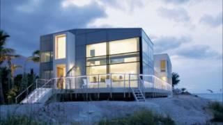 20 Imaginative Modern Beach House Designs