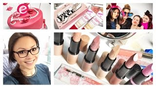 Essence neues Sortiment 2015 - Blogger Event | Mamiseelen Thumbnail
