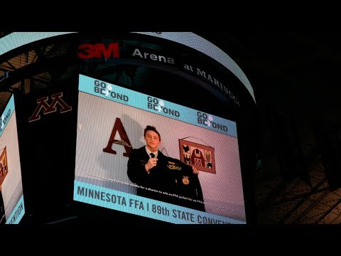 2018 MN FFA State Convention - Session 2