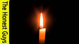 Relaxation Music - 1 Hour Meditation Candle thumbnail