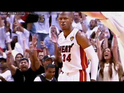 Ray Allen - Basketball Jesus - Bein Sports - VF