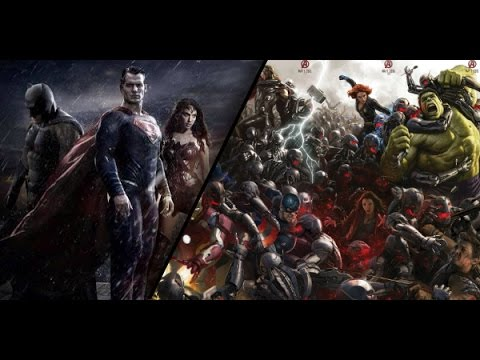 AMC Mail Bag - Marvel Vs DC, Who Won The Big Announcements Week?