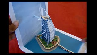 Burj Al Arab / Dubai - Pop Up