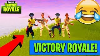 FUNNIEST RANDOM SQUAD in FORTNITE! (Fortnite: Battle Royale EPIC Fails and Funny Moments)