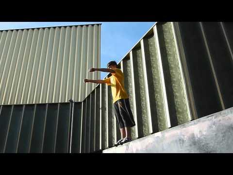 Panasonic Lumix FZ100 Test Video