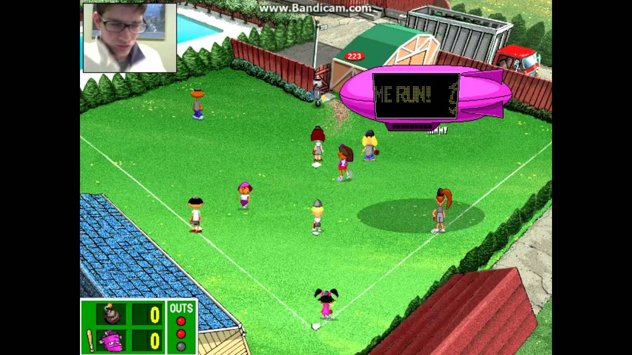 backyard baseball how to win with the worst team youtube