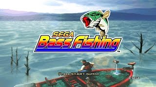 SEGA Bass Fishing - PC Dreamcast Collection