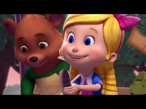 Goldie & Bear - The Egg - Golden Kickball (S01E15E16)