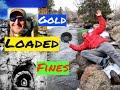 Epic Colorado Gold Prospecting!