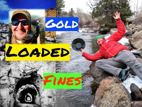 Epic Colorado Gold Prospecting!