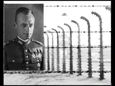 """""""Raport Witolda Pileckiego"""". TPR -- Mariusz Bonaszewski w roli Witolda Pileckiego"""