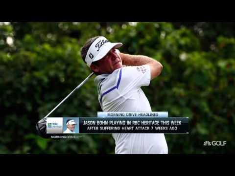 Morning Drive: Presidents Cup Captains Named 4/13/16 | Golf Channel