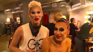 Alaska & Sharon Needles - The Royal Couple