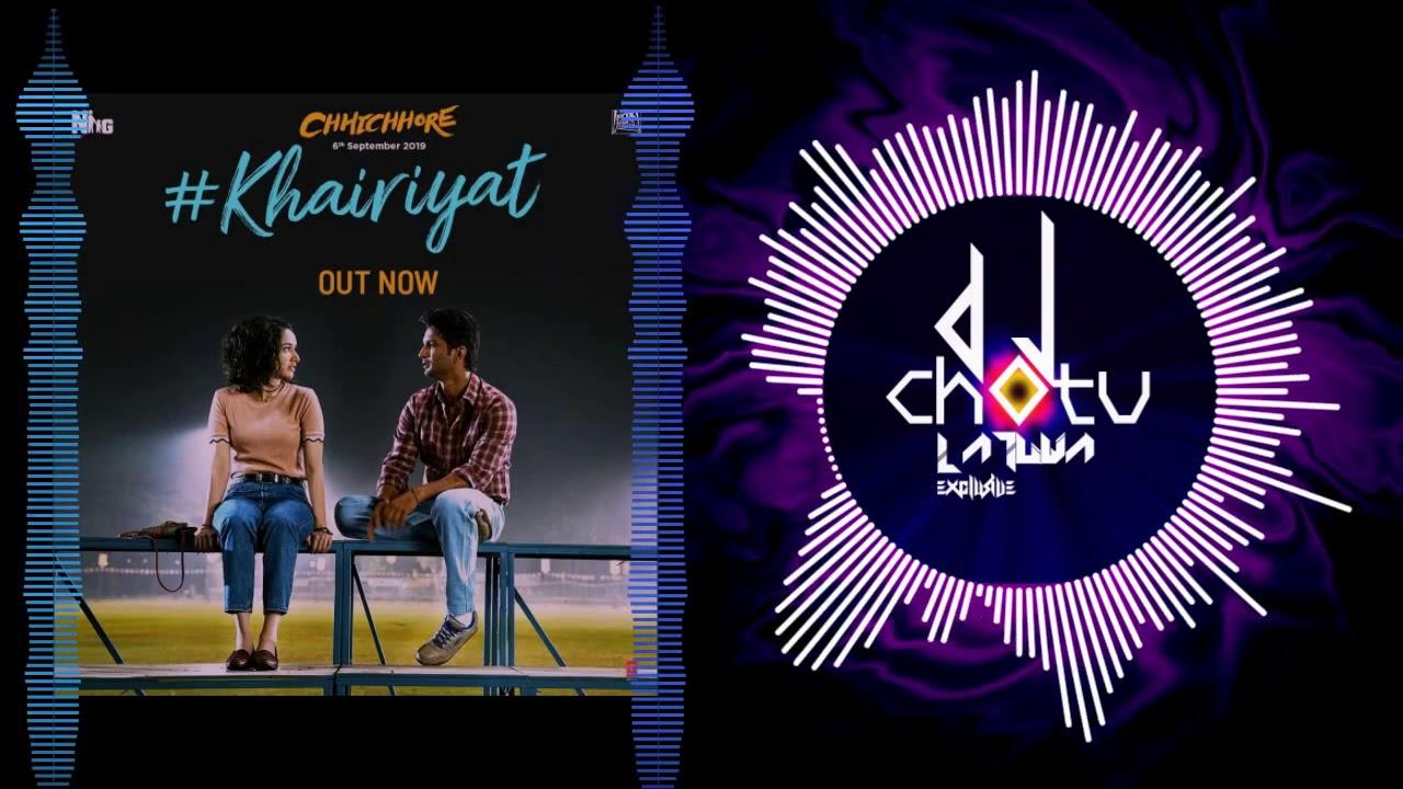 Khairiyat Pucho_Arijit Singh (Tapori Mix) - DJ Chotu Latuwa