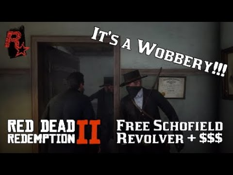 Robbing Valentine Doctor S Side Business Free Schofield Revolver