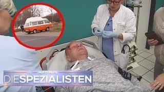 Bewaffneter Überfall: Auto mit Kind (9) gestohlen! | Teil 1/2 | Die Spezialisten | SAT.1 TV