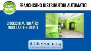 Franchising Distributori Automatici - Fast Trade