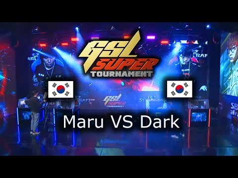 Final - Maru VS Dark - TvZ - GSL Super Tournament 2020 - polski komentarz