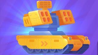 Tank Stars Gameplay | NORMAL Tournament WON