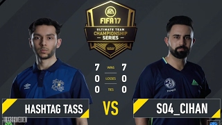 FIFA 17 Ultimate Team Championship Regional FINAL ALL Highlights