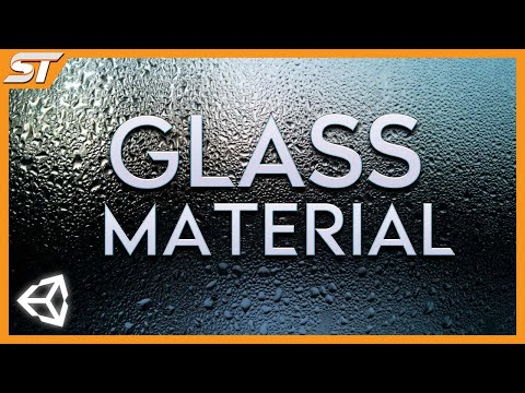 Creating a Basic Glass Material in Unity 5