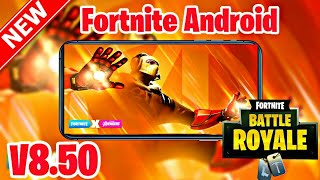 Fortnite Android V8.50 Mod APK Working | GPU/VPN Error Fix | Download Link in Description |