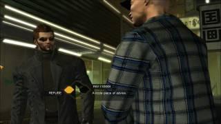 Deus Ex: Human Revolution Walkthrough - Part 24 - Shanghai Justice I