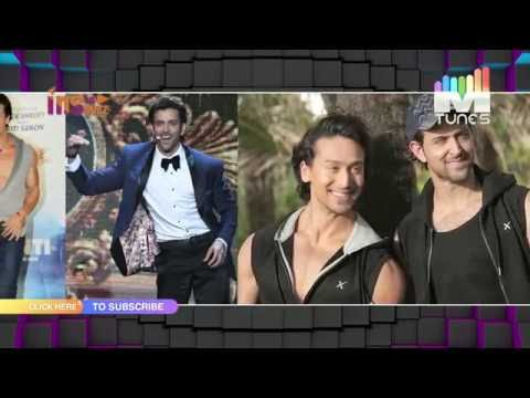 Tiger Shroff's Hrithik Moment In 'Befikra' Music Video | MTunes HD