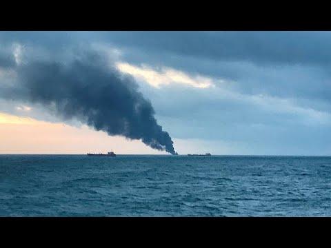 مقتل 14 شخصا على الأقل في حريق سفينتين بالبحر الأسود قرب القرم…  - نشر قبل 10 دقيقة