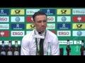 Die Pressekonferenz nach dem DFB Pokal