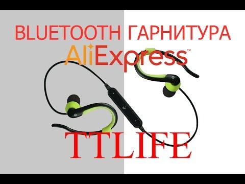Bluetooth гарнитура TTLIFE с Aliexpress