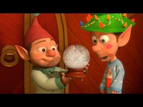 Мультфильм приключения санта клауса