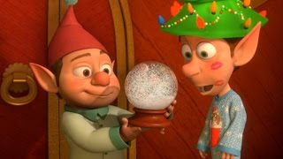 Секретная служба Санты | Мультфильм Disney про эльфов