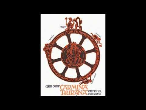 Carmina Burana - Fortuna Plango Vulnera (I Bewail the Wounds of Fate)