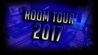DOPE GAMING SETUP!! (2017 ROOM TOUR)