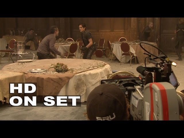 The Mortal Instruments: City of Bones: Behind the Scenes Part 2 of 3 (Broll)