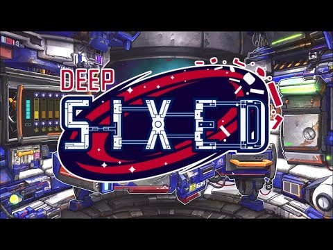 Deep Sixed Gameplay Impressions - Papers Please Meets Space Station Survival!