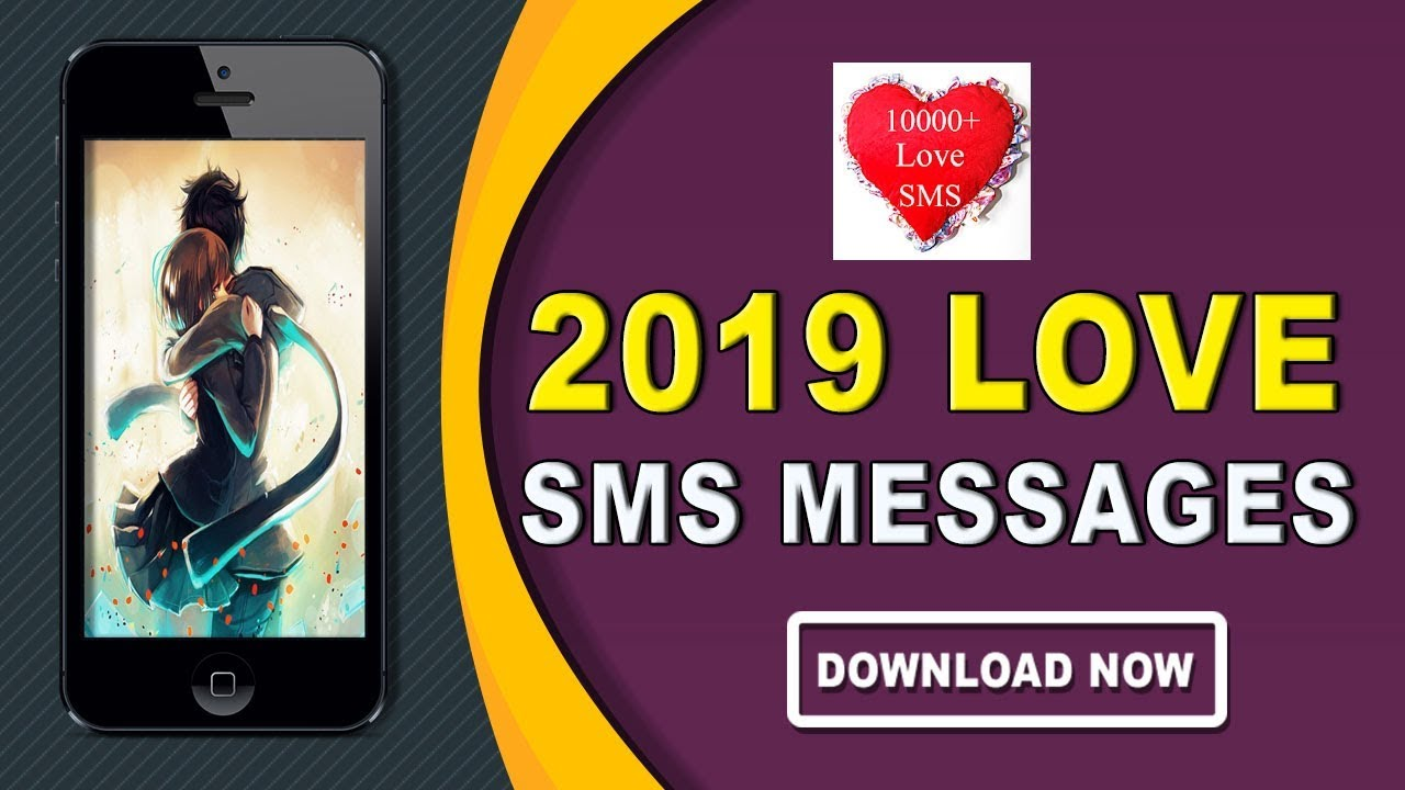2019 love sms messages by Tenof | Promo Video | Play Store