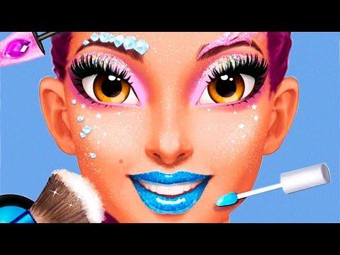 Fun Kids Care Games - Princess Gloria Makeup Salon Makeup Dress Up