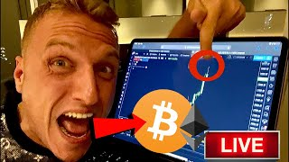 🛑 IMMINENT WARNING 🛑 EVERY BITCOIN & ETHEREUM HOLDER HAS TO WATCH THIS NOW!!!!!!!!!!
