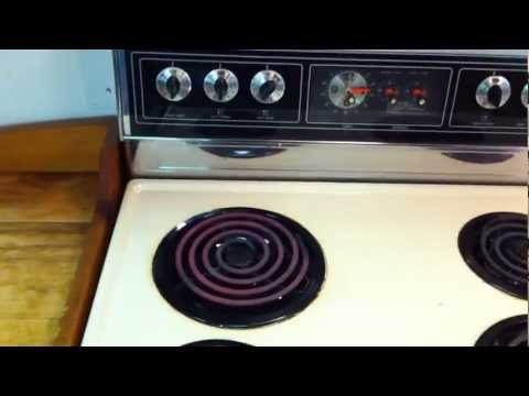 Fixing Electric Stove Burners that Don't Heat Up Properly