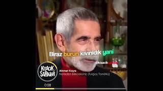 Ahmet Kaya - Nereden Bileceksiniz (Turgay Tanülkü) Küçükken Annem (Kısacık Şarkılar)