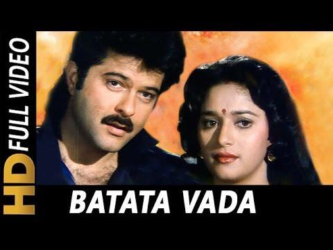 Batata Vada | Asha Bhosle, S. P. Balasubrahmanyam | Hifazat 1987 Songs | Madhuri Dixit, Anil Kapoor