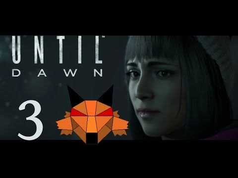 Let's Play Until Dawn [PS4/Blind] Part 03 - Cable Car Station
