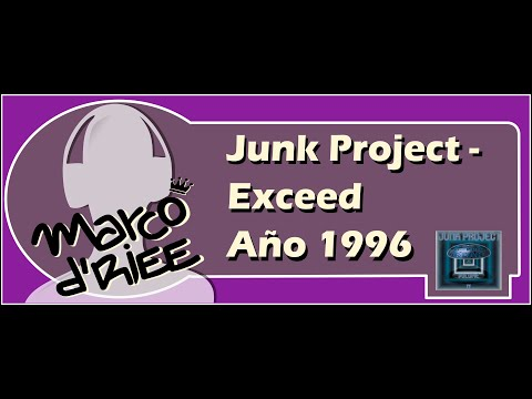 Junk Project - Exceed - 1996
