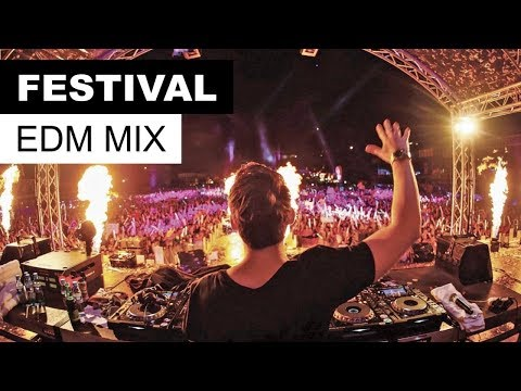 Festival EDM Mix 2017  Best Electro House Party Music