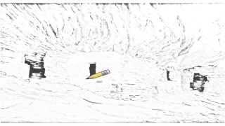 Auto Draw 2: Anasazi Cliff Ruin, Utah