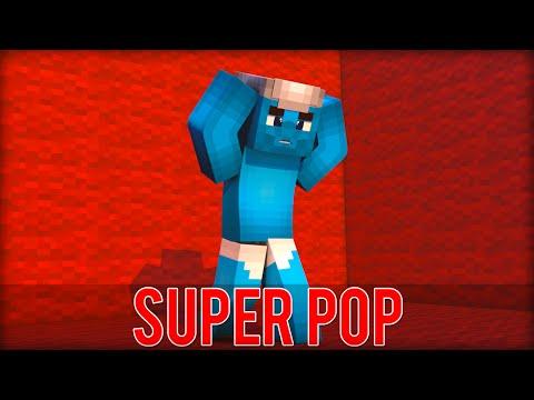 ‹ Minecraft › TOMA SUPER POP (Build Battle)