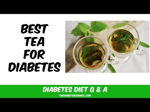 What Kind of Tea is Good for Diabetes?